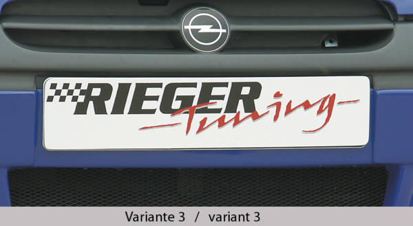 00058811 7 Tuning Rieger
