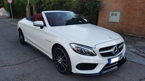 Mercedes 1 Tuning Rieger