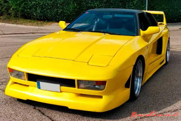 Toyota Supra 1988 Koenig Specials Original 13 1 Tuning Rieger