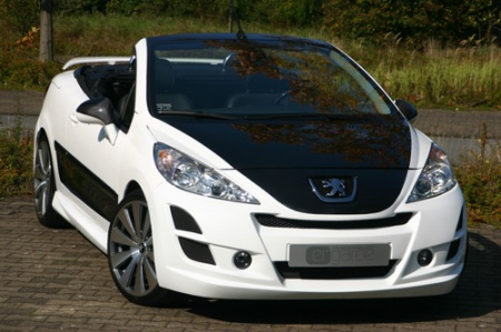 207 Tuning Rieger