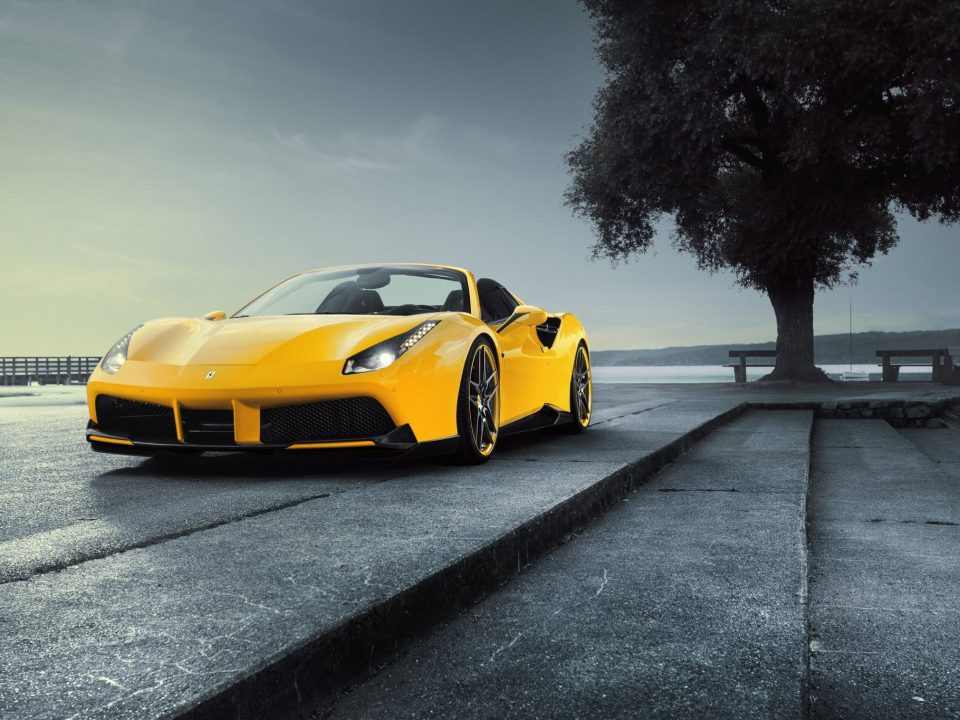 458 Tuning Rieger