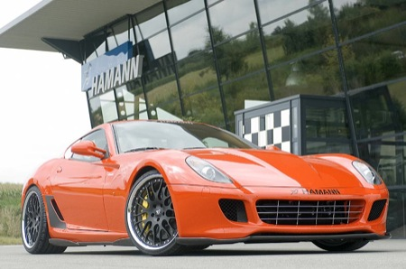 599 Tuning Rieger