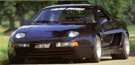 928 Tuning Rieger