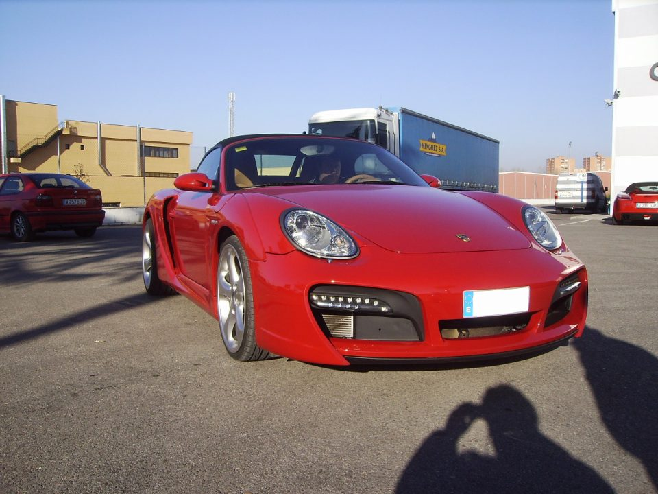 987 Tuning Rieger