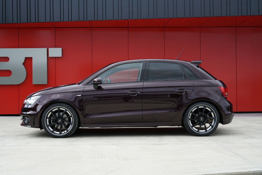 A1 Sportback 8X05 ≫ Tuning【 Rieger Oficial ®】