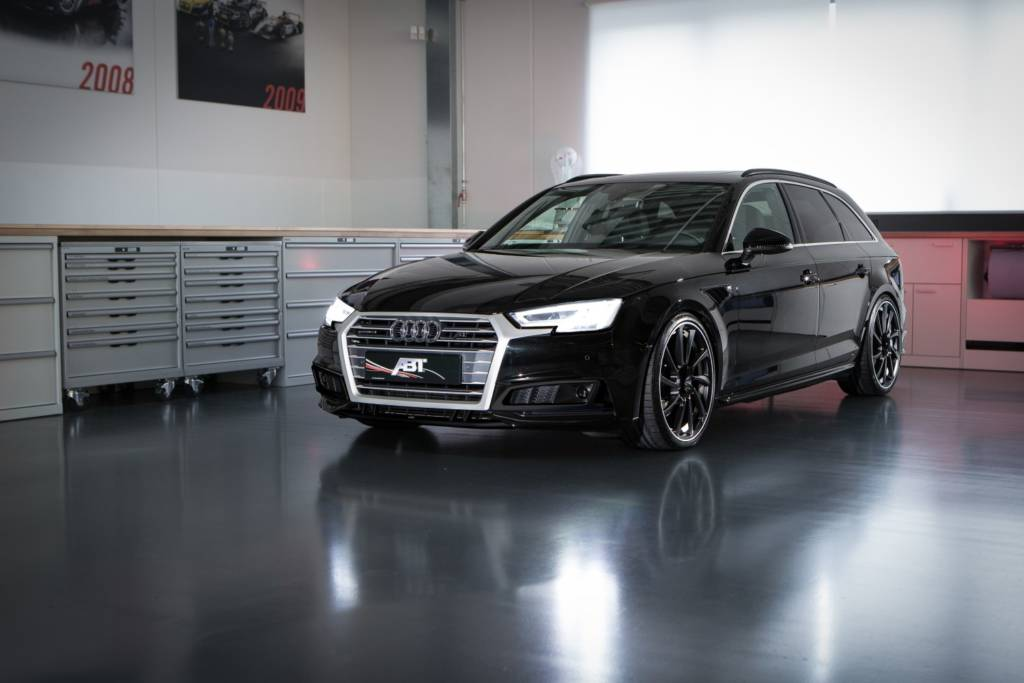 ABT A4 Avant 8W00 2016 001 ≫ Tuning【 Rieger Oficial ®】