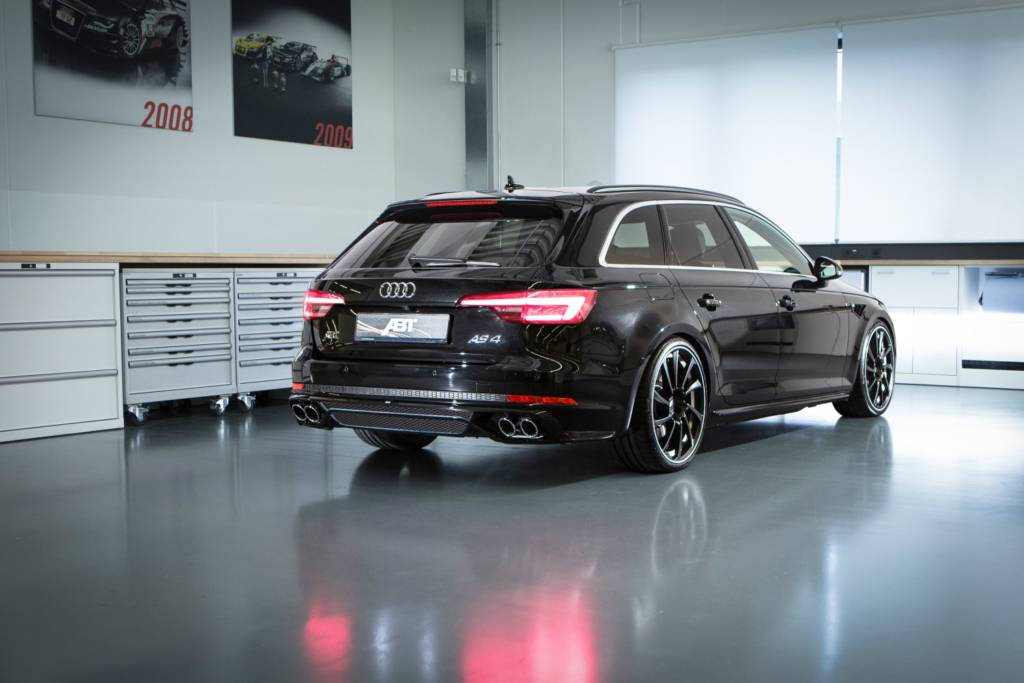 ABT A4 Avant 8W00 2016 002 ≫ Tuning【 Rieger Oficial ®】