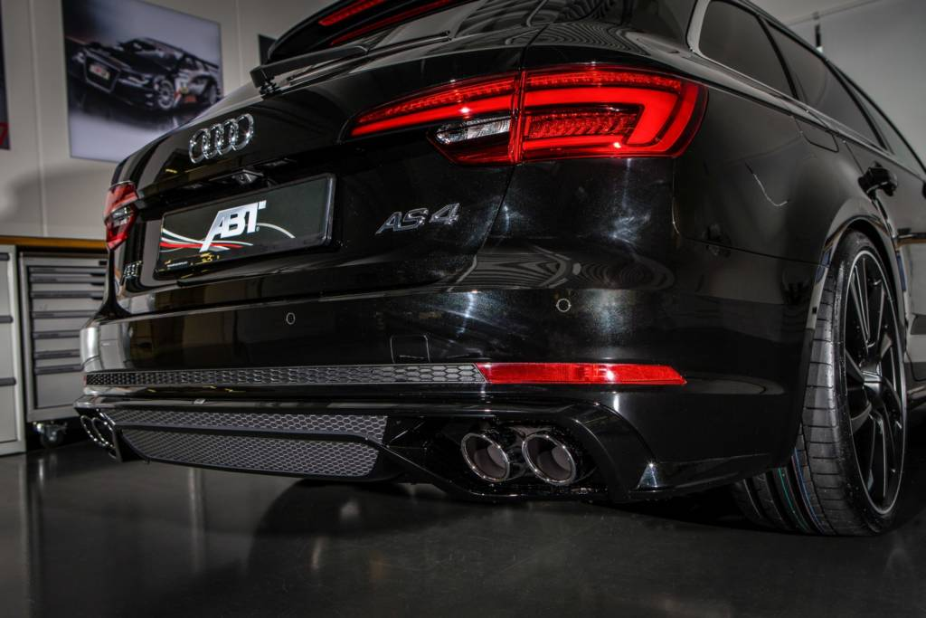 ABT A4 Avant 8W00 2016 006 ≫ Tuning【 Rieger Oficial ®】
