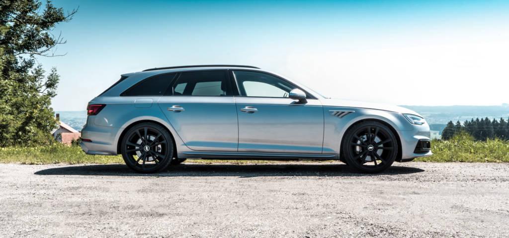 ABT Audi A4 Tuning Seite Felgen ≫ Tuning【 Rieger Oficial ®】
