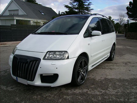 Alhambra Tuning Rieger