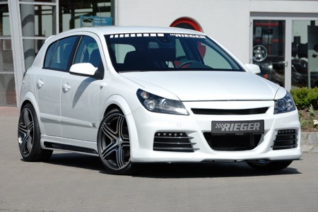 Astra Tuning Rieger