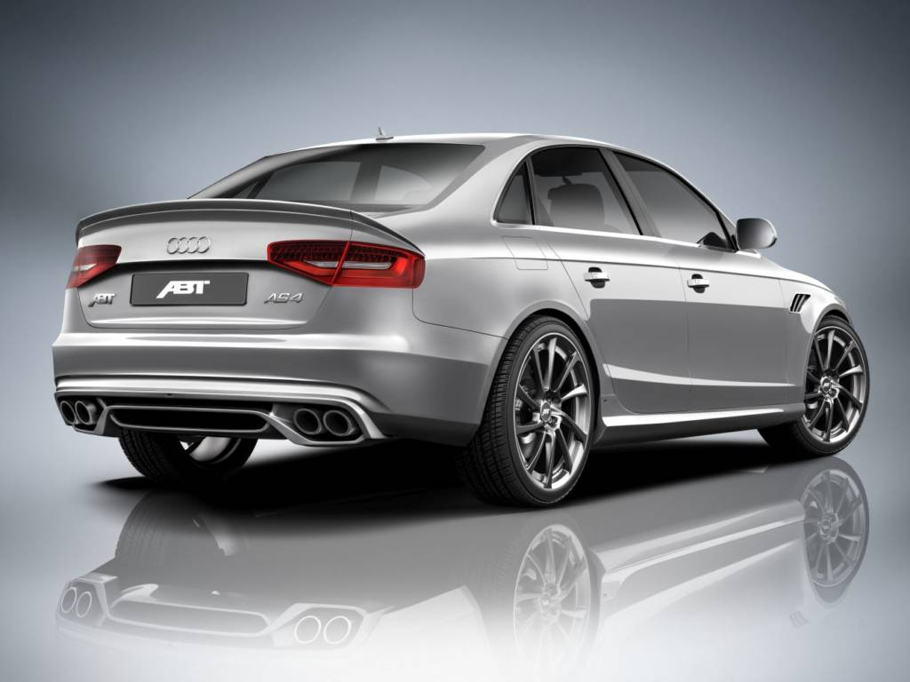 Audi A4 Limousine Back ≫ Tuning【 Rieger Oficial ®】