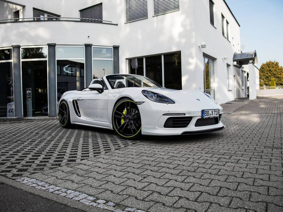 Cayman Tuning Rieger