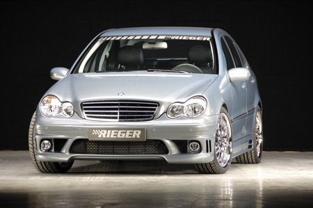 Clase C Tuning Rieger