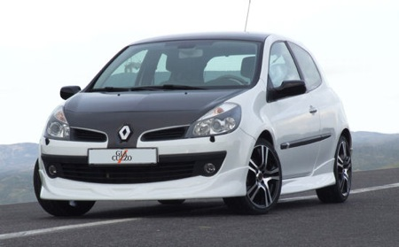 Clio III Tuning Rieger