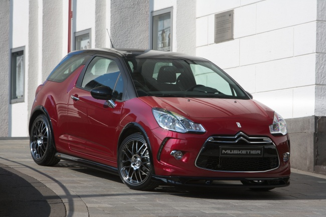 DS3 Tuning Rieger