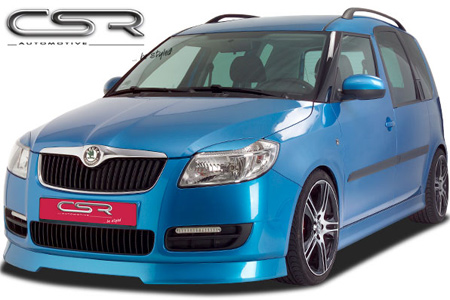 Fabia Tuning Rieger