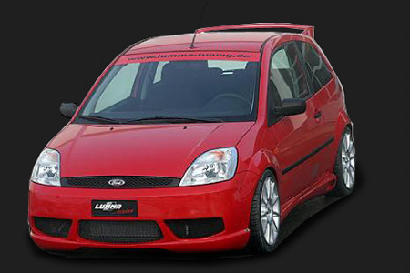 Fiesta ≫ Tuning【 Rieger Oficial ®】
