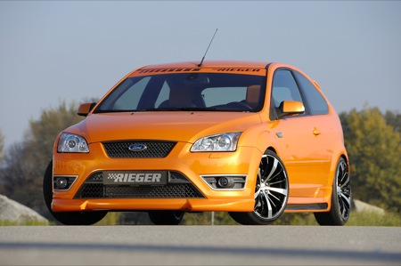 Focus II ST ≫ Tuning【 Rieger Oficial ®】