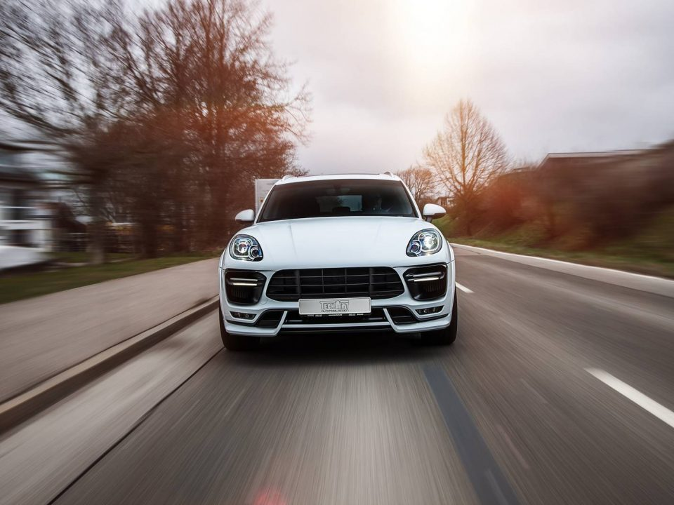 Macan Tuning Rieger