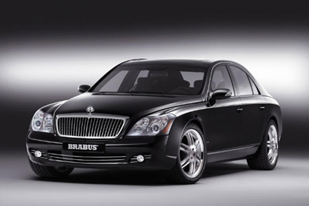 Maybach 57S Tuning Rieger