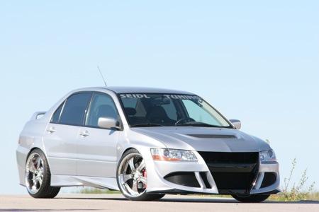 Mitsubishi Evo VII ≫ Tuning【 Rieger Oficial ®】