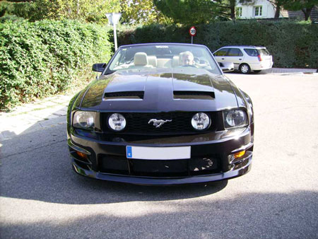 Mustang ≫ Tuning【 Rieger Oficial ®】