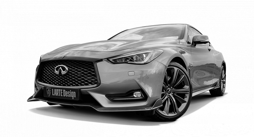 Q60 Tuning Rieger