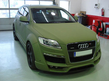 Q7 1 Tuning Rieger