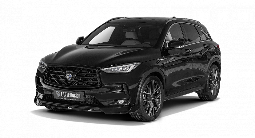 QX50 Tuning Rieger