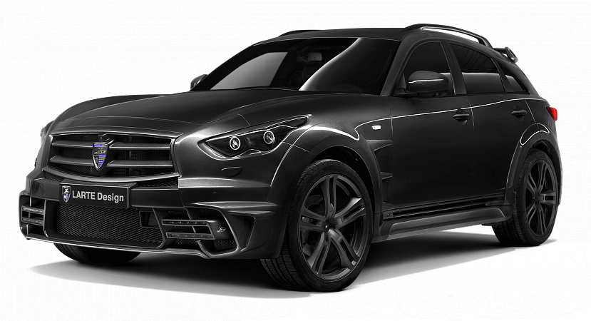 QX70 Tuning Rieger