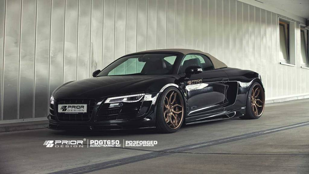 R8 1 Tuning Rieger
