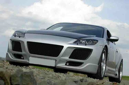 RX8 Tuning Rieger