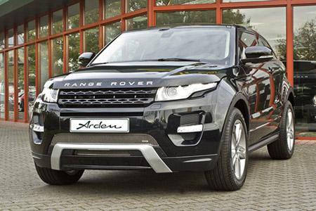 Range Rover Evoque Tuning Rieger