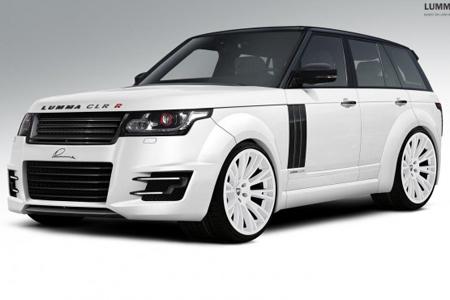 Range Rover ≫ Tuning【 Rieger Oficial ®】