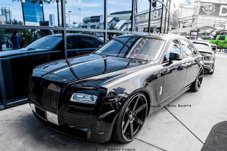 Rolls Royce Ghost ≫ Tuning【 Rieger Oficial ®】