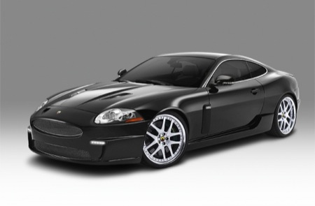 XK XKR Tuning Rieger