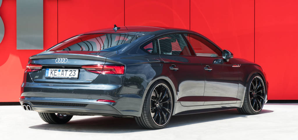 a5 sportback rot heck ≫ Tuning【 Rieger Oficial ®】