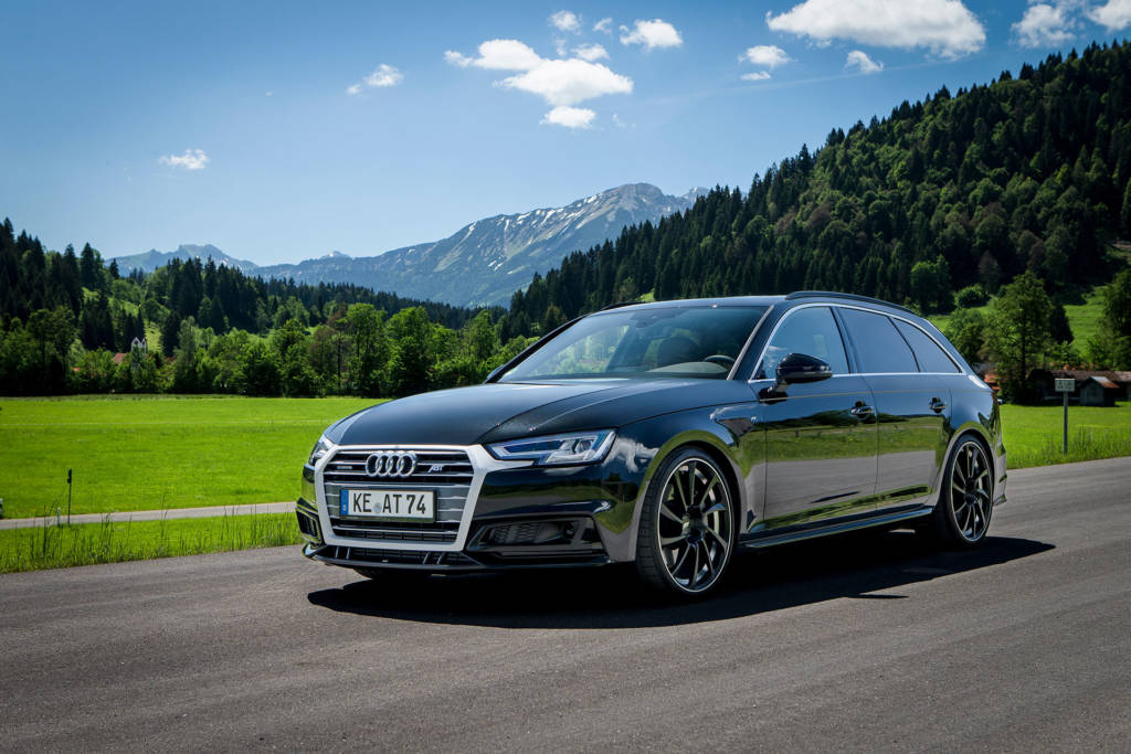 audi a4 avant tuning von abt sportsline front ≫ Tuning【 Rieger Oficial ®】