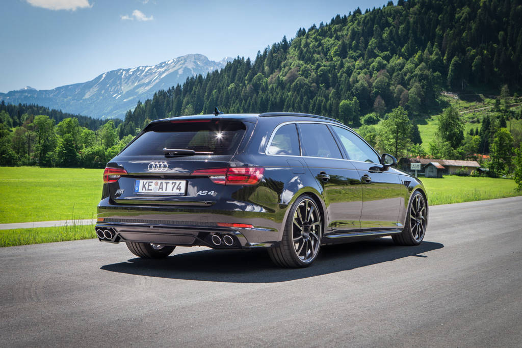 audi a4 avant tuning von abt sportsline heck ≫ Tuning【 Rieger Oficial ®】