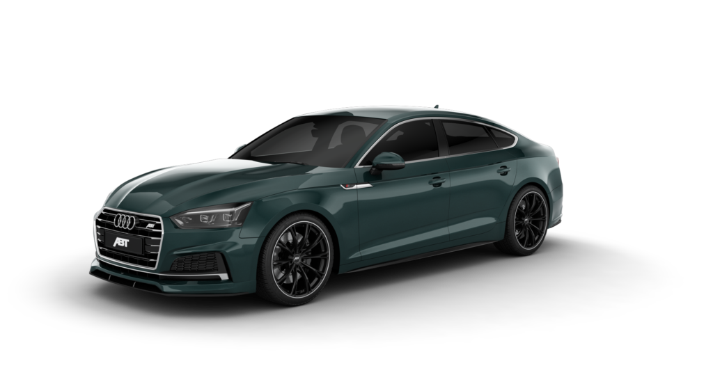audi a5 sportback ABT Front 2 ≫ Tuning【 Rieger Oficial ®】