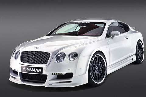 continental GT bueno Tuning Rieger
