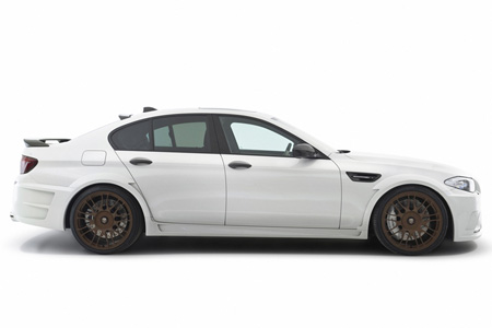 sERIE 5 Tuning Rieger