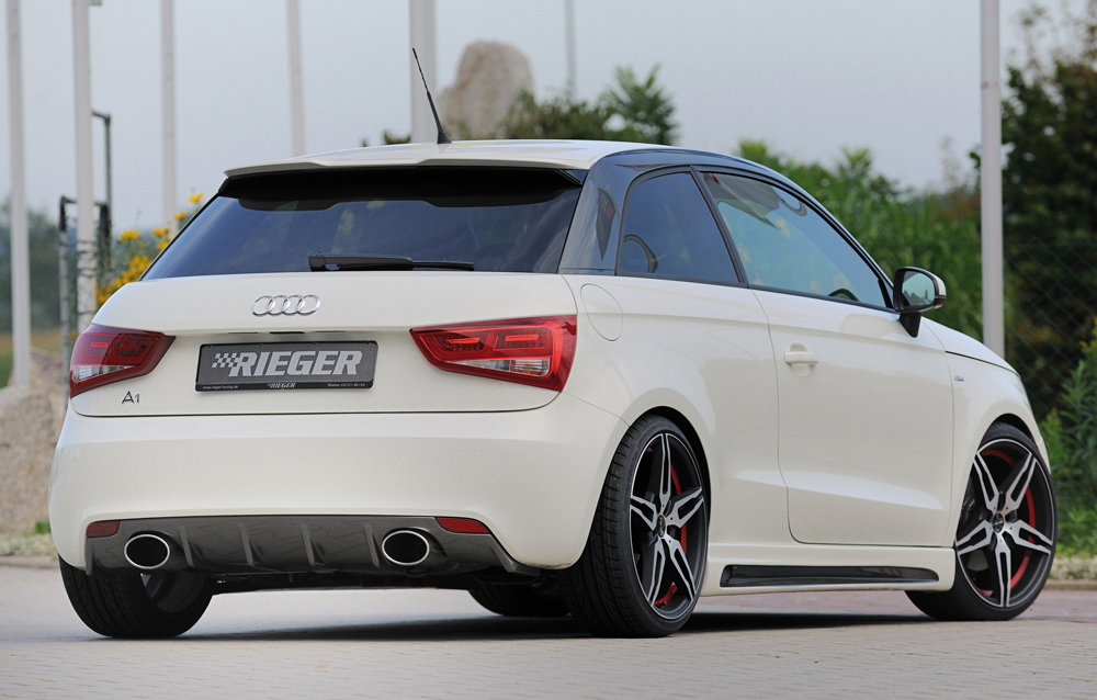 Rieger A1 8X4 ≫ Tuning【 Rieger Oficial ®】