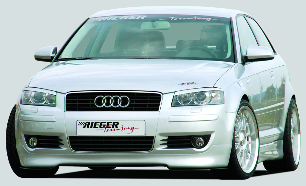 Rieger A3 8P Antes facelift1 ≫ Tuning【 Rieger Oficial ®】