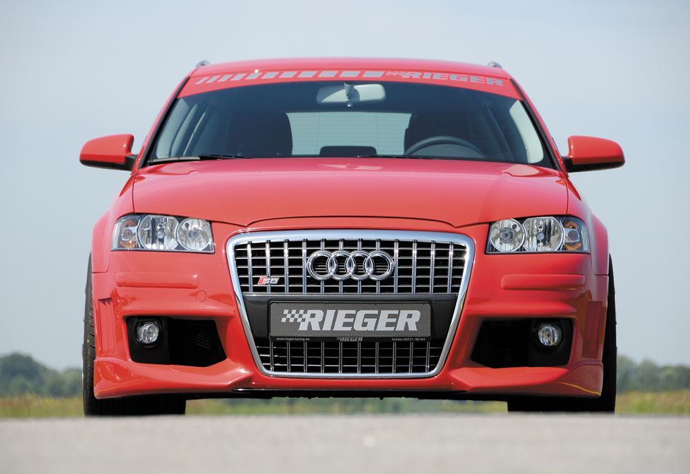 Rieger A3 8P Sportback Antes facelift2 ≫ Tuning【 Rieger Oficial ®】
