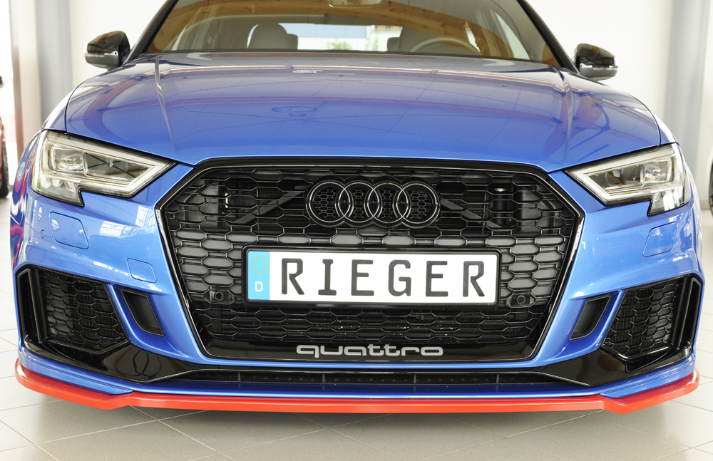 Rieger A3 8V RS3 Despues Facelift2 ≫ Tuning【 Rieger Oficial ®】