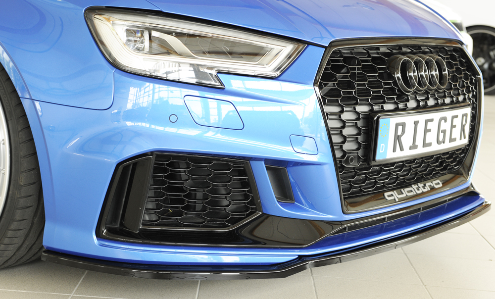 Rieger A3 8V RS3 Despues Facelift3 ≫ Tuning【 Rieger Oficial ®】