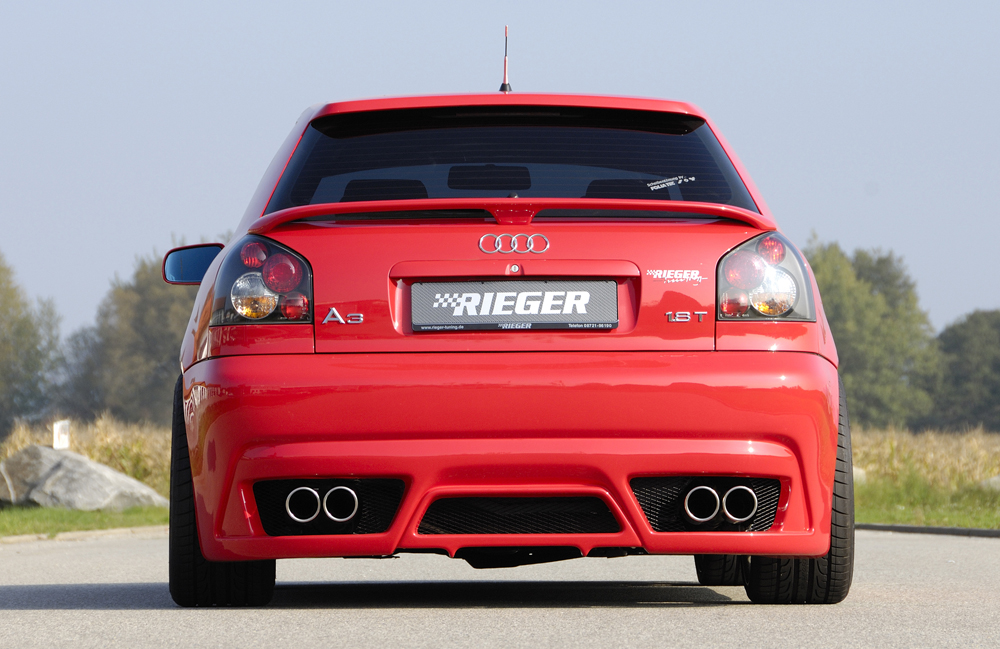 Rieger A3 S3 8L4 ≫ Tuning【 Rieger Oficial ®】