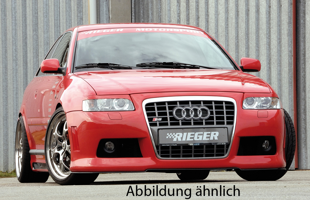 Rieger A3 S3 8L6 ≫ Tuning【 Rieger Oficial ®】